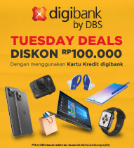 DBS Tuesday Deals