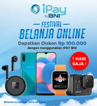iPay BNI Festival Belanja Online