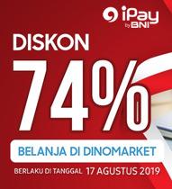 Promo iPay BNI Kemerdekaan