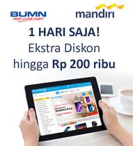 Mandiri-Monday
