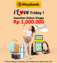 Maybank I Love Friday