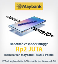 Maybank Treats Points