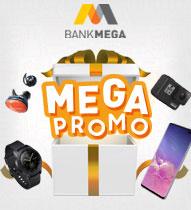 Bank Mega Promo