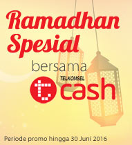 TCash Ramadhan