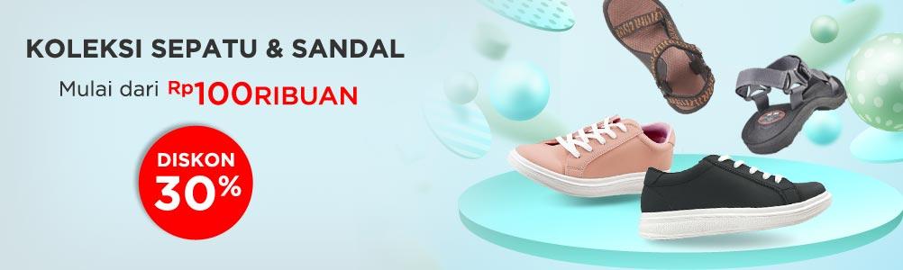Koleksi Sepatu Dan Sandal