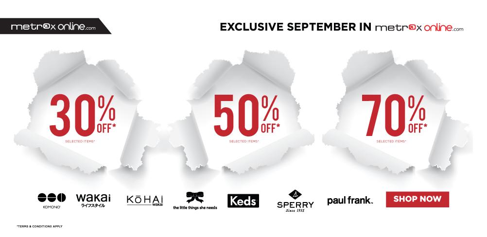 Exclusive September