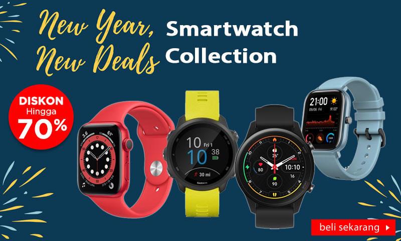 Smartwatch New Year Deals